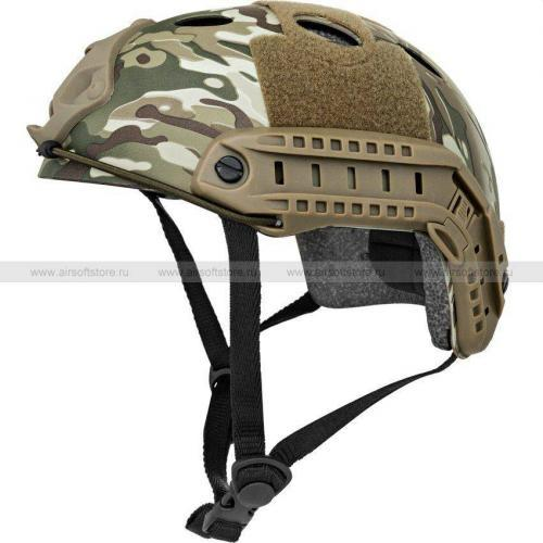 Шлем Fast PJ Tactical Helmet (Multicam)