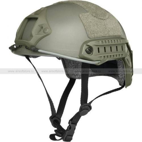 Шлем Fast MH Tactical Helmet (Olive)