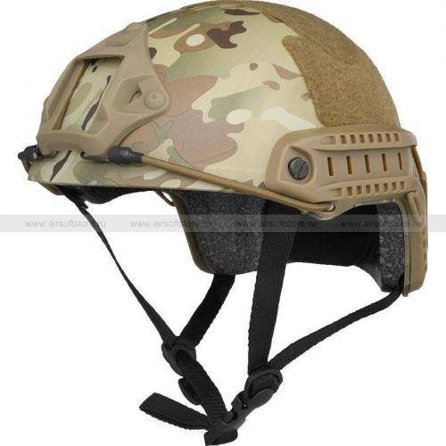 Шлем Fast MH Tactical Helmet (Multicam)