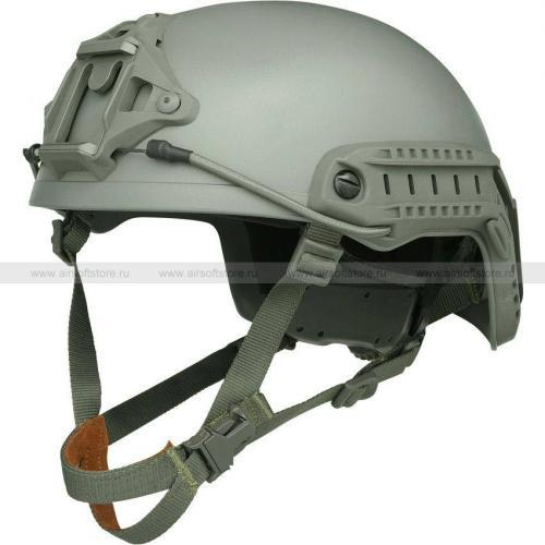 Шлем Fast XP High Cut Helmet (FMA) (Olive)