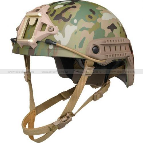 Шлем Fast XP High Cut Helmet (FMA) (Multicam)
