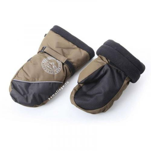 Рукавицы NordKapp  Frozen World Glove м. 556 олива