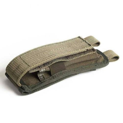 Подсумок Kiwidition для фонаря Flashlight Pouch (S) Nylon 1000 Den олива